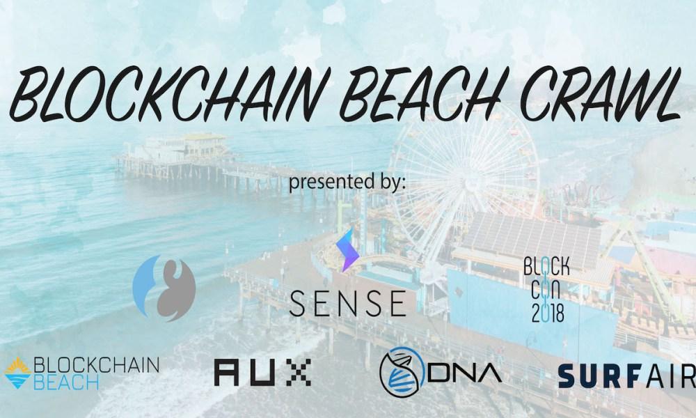 Blockchain Beach Blockchain News And Events