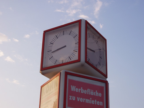Clock Block 3