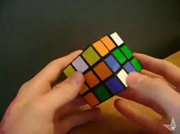 Rubik's Cube Tutorial (3×3)