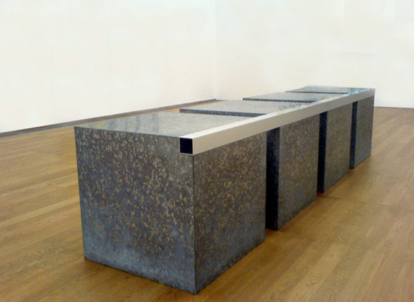 Donal Judd - Untitled