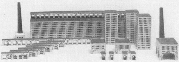 Josef Hoffmann - Spielzeugfabrik - um 1920