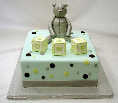 Teddy Bear Block 1194071151_565d917dcb
