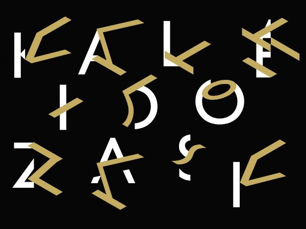 Kaléidozask – Catherine Zask – Paris – 2006