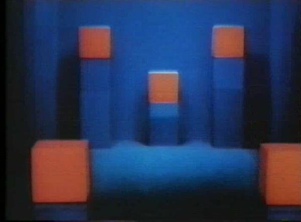 Oskar Fischinger - 1935 - Komposition in Blau