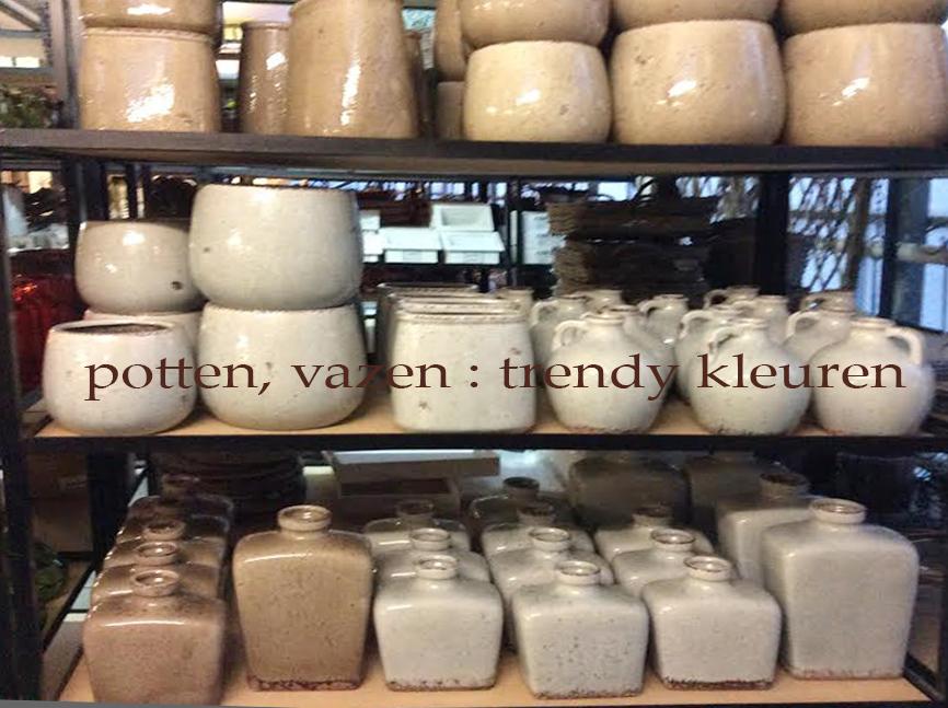 stevige aardenwerk potten