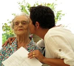 100 ans Mme Boutet 26-07-13 9