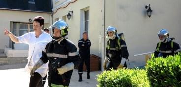 Exercice Pompier Mai 2014 2