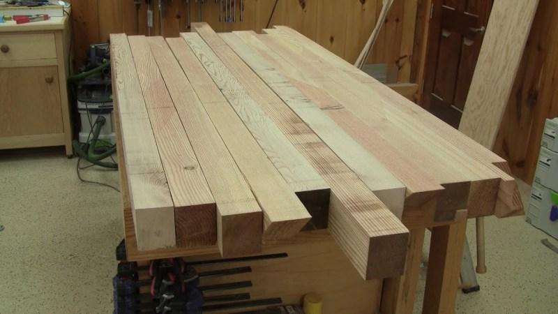 Le bois lui-même est un art