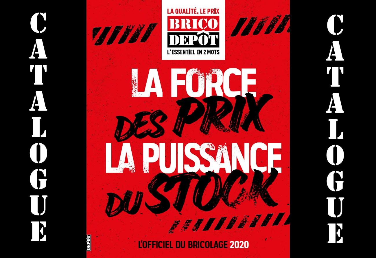 Le Catalogue Brico Depot 2020 L Officiel Du Bricolage