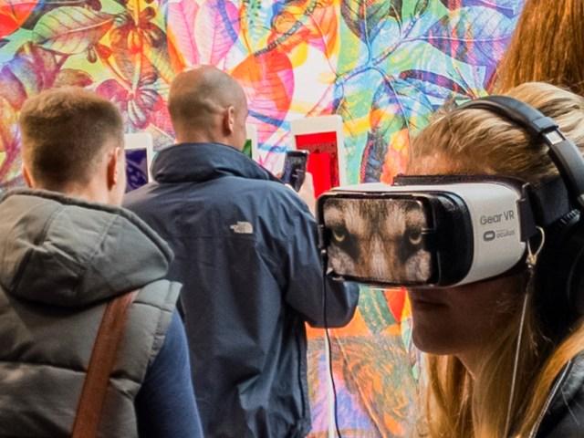 Multimedia VR