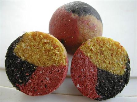 bouillette multicolor