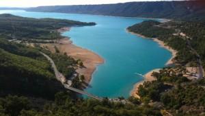 Le mythique lac de Saint-Cassien