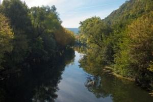 les rivières sont top pour pêcher en stalking