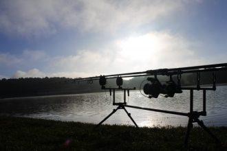 matériel de pêche à la carpe