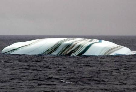iceberg colorato