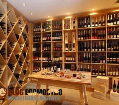 cantina per vini