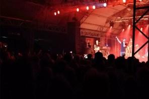 Rotlicht geht immer - Mark Forster - Konzert München Dezember 2016
