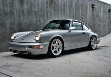 La Porsche 964