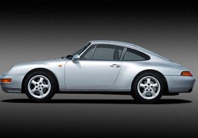 La Porsche 993