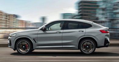 La BMW X4