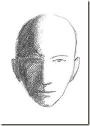 ombres portrait schéma 2