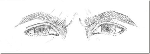 comment dessiner les yeux 5