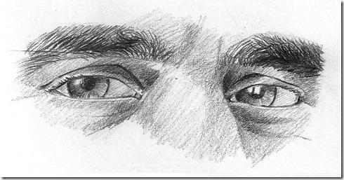 dessiner sourcils