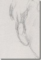 Cézanne-dessin dynamique détail