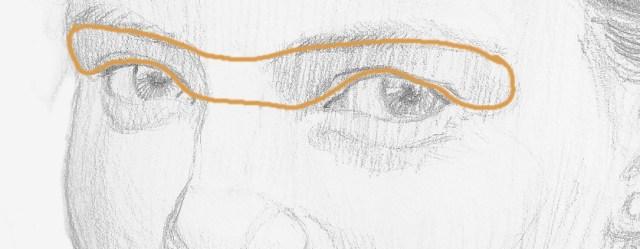 dessiner yeux 2 par 2