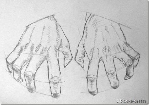 Petites tapes pour apprendre dessiner une main - Dessin main enfant ...