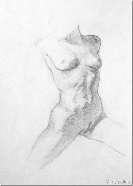apprendre à dessiner une personne 2