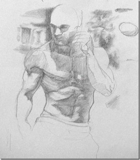 crayon dessin