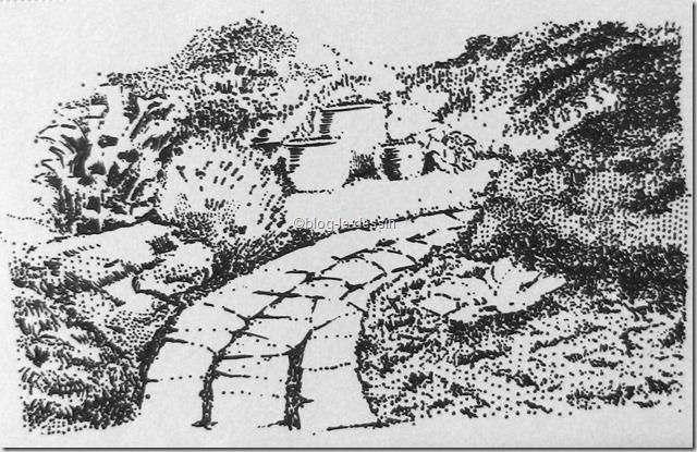 dessin paysage 1