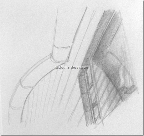 dessiner au crayon