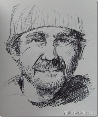 portrait bonnet