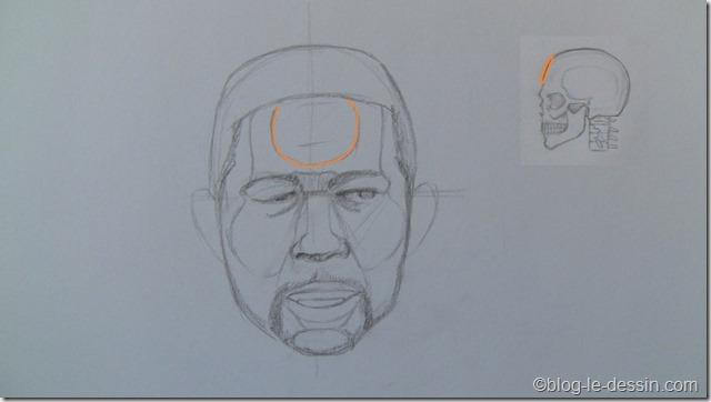 dessiner portrait avec surfaces 8