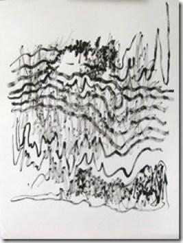 Vous pouvez faire cet exercice en réalisant un dessin abstrait