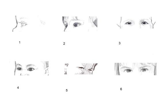 Apprendre à dessiner des yeux pour les enfants