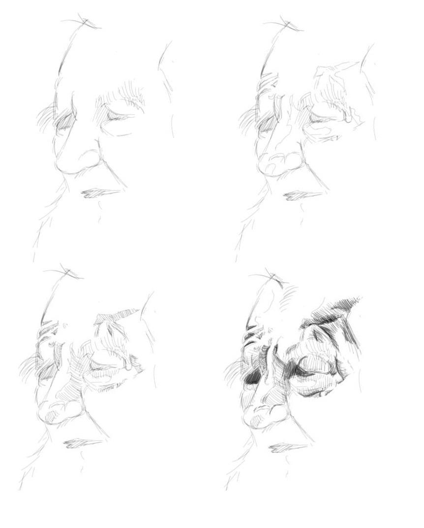 apprendre a dessiner un visage