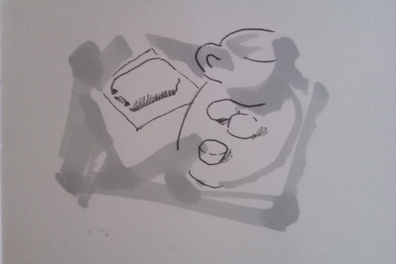 Apprendre à dessiner en comblant les vides avec des détails