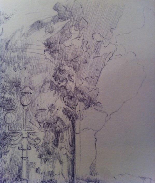 apprendre à dessiner au stylo