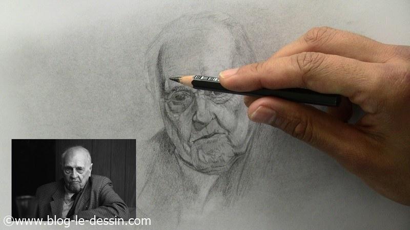 comment dessiner un vieil homme le terminator