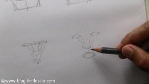 dessiner un visage proportions mesure nez avec yeux