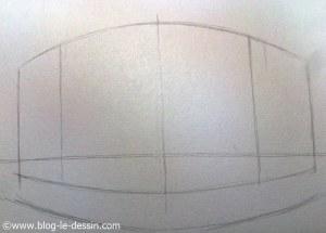 apprendre a dessiner perspective placer les modules du batiment