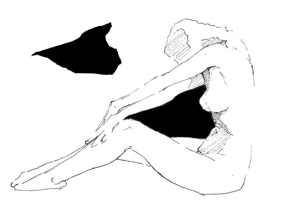 dessiner les espaces négatifs