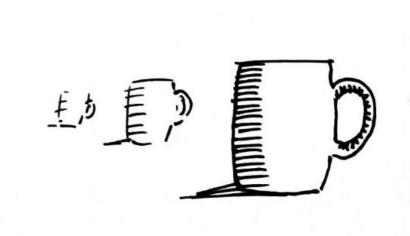 dessiner avec de la profondeur