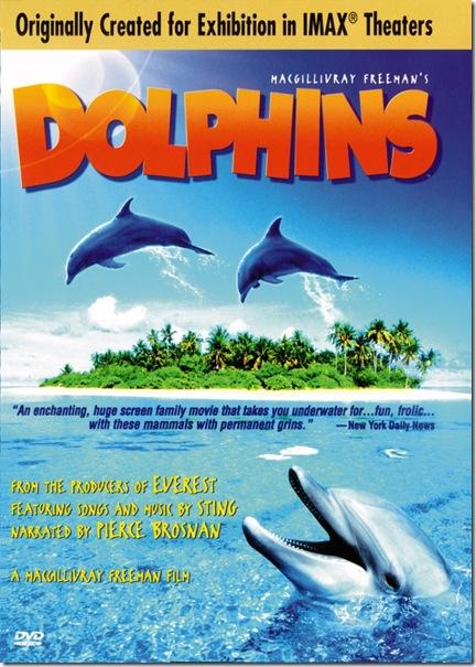 Imax - les dauphins