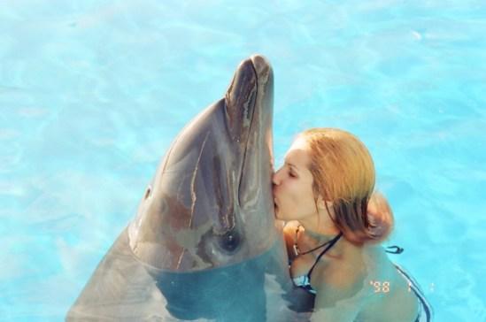 L'ex-dresseuse de dauphins Melisa Sevim