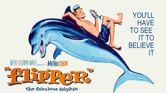 """La série """"Flipper le dauphin"""""""