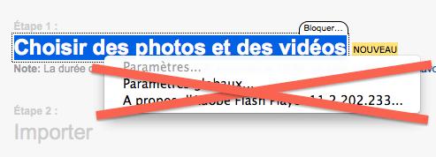flickr passe au html5 et permet lupload de fichier de 50 mo 1 Flickr passe au HTML5 et permet lupload de fichier de 50 Mo